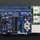 Adafruit RGB Matrix + Real Time Clock HAT for Raspberry Pi