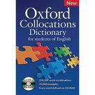 Oxford Collocations Dictionary: For Students of English - Walmart.com