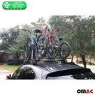 Roof Bike Bicycle Carrier Rack Mount Alu Black Fits Alfa Romeo Stelvio 2018 2021