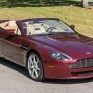 BaT Auction 2k Mile 2007 Aston Martin V8 Vantage Roadster 6 Speed