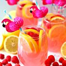 Pink Moscato Lemonade Cocktail Recipe Spiked Lemonade with Moscato
