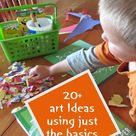 Kid Art Projects