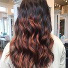 21 Stunning Examples of Balayage Dark Hair Color