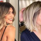 10 Shoulder Hairstyle
