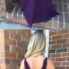 2019 prom dresses, purple long prom dresses, elegant long purple prom dress graduation dress,C0870