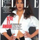 Elle no 2474 May  31 1993 French France Paris Foreign Original Vintage Fashion Magazine Gift Birthday Present