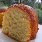 Lemon Pound Cakes