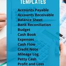 Free Excel Bookkeeping Templates | 16 Accounts Spreadsheets