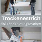 Trockenestrich verlegen