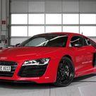 Audi R8 e tron Sets World Record Lap Time at the Nürburgring