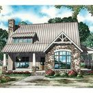 Small English Cottage House Plans   ... photos may vary slightly. Refer to the floor plan for accurate layout