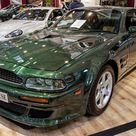 Aston Martin V8 Vantage V550 prototype DP2055/1 1992 fl3q