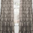 Ruffled Curtains