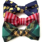 Bow Tie Patterns