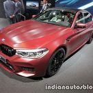 2018 BMW M5 First Edition showcased at IAA 2017   Live