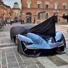New Lamborghini Terzo Millennio