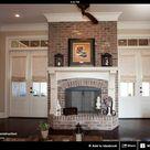 Brick Fireplaces