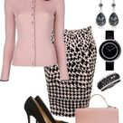 85+ Fashionable Work Outfit Ideas for Fall & Winter 2020   Pouted.com