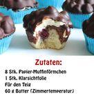Donauwellen LECKERE Muffins