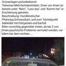 Die Polizei bittet um Mithilfe..