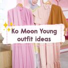 Ko moon young outfit ideas