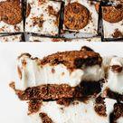 No-Bake Cookies and Cream Cheesecake (vegan + paleo options!)