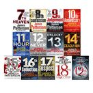 Women Murder Club Series 13 Books (7-19) Collection By James Patterson