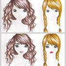 Hair and Skin Tutorial by funandcake on DeviantArt