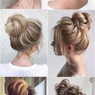Top 20 High Bun Wedding Hairstyles from 7 Instagram Gurus | Roses & Rings
