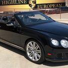 Bentley Continental GT Speed Convertible 2014   Walkaround