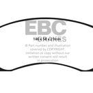 EBC 01 05 Buick Rendezvous 3.4 2WD Greenstuff Front Brake Pads