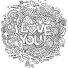 Leicht Malvorlagen Liebe  Ideen
