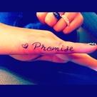Promise Tattoo