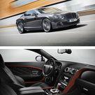 2015 Bentley Continental GT Speed Edition