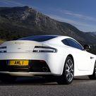 Aston Martin V8 Vantage S 2011.