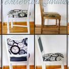 Alte Stühle aufpeppen und neu gestalten