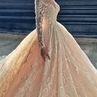 24 Awesome Ball Gown Wedding Dresses You Love   Wedding Dresses Guide