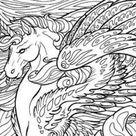 30+ Kleurplaten paarden (tip!) - gratis te printen - TopKleurplaat.nl