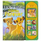 Disney - The Lion King - Friends Forever Little Sound Book - PI Kids - Default