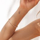 Tati Bracelet in Gold