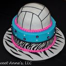 Volleyball Birthday