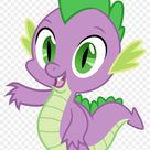 My Little Pony - Spike From My Little Pony - Free Transparent PNG Clipart Images Download. ClipartMax.com