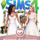 Rustic Romance Stuff for Sims 4