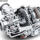 2014 Audi RS5 Cabriolet Sport Differential