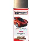 Bmw 2 Series Kalahari Beige 481 Car Aerosol Spray Paint Rattle Can   Single Basecoat Aerosol Spray 400ML