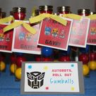Transformers Birthday Parties