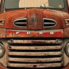 Old Ford Pickups