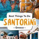Santorini Travel Guide: Things To Do in Santorini, Greece