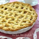 Apple pie - Amerikanischer Apfelkuchen