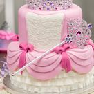 Princess Cake Toppers